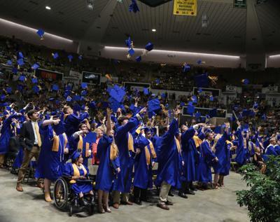 Live Oak High Class of 2019 Graduation