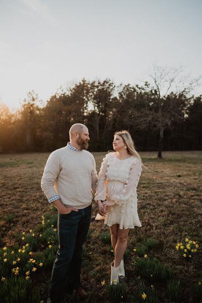 Engagement: Heidi Michelle Wale & Kennon Hamilton Singley
