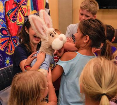 Harvey Rabbit and Friends Show
