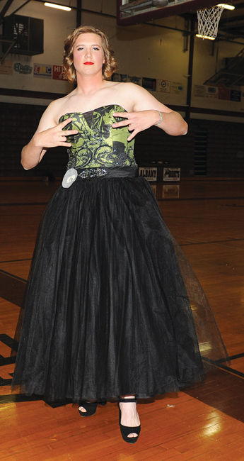 Albany High School Beauty Pageant Female Free Living