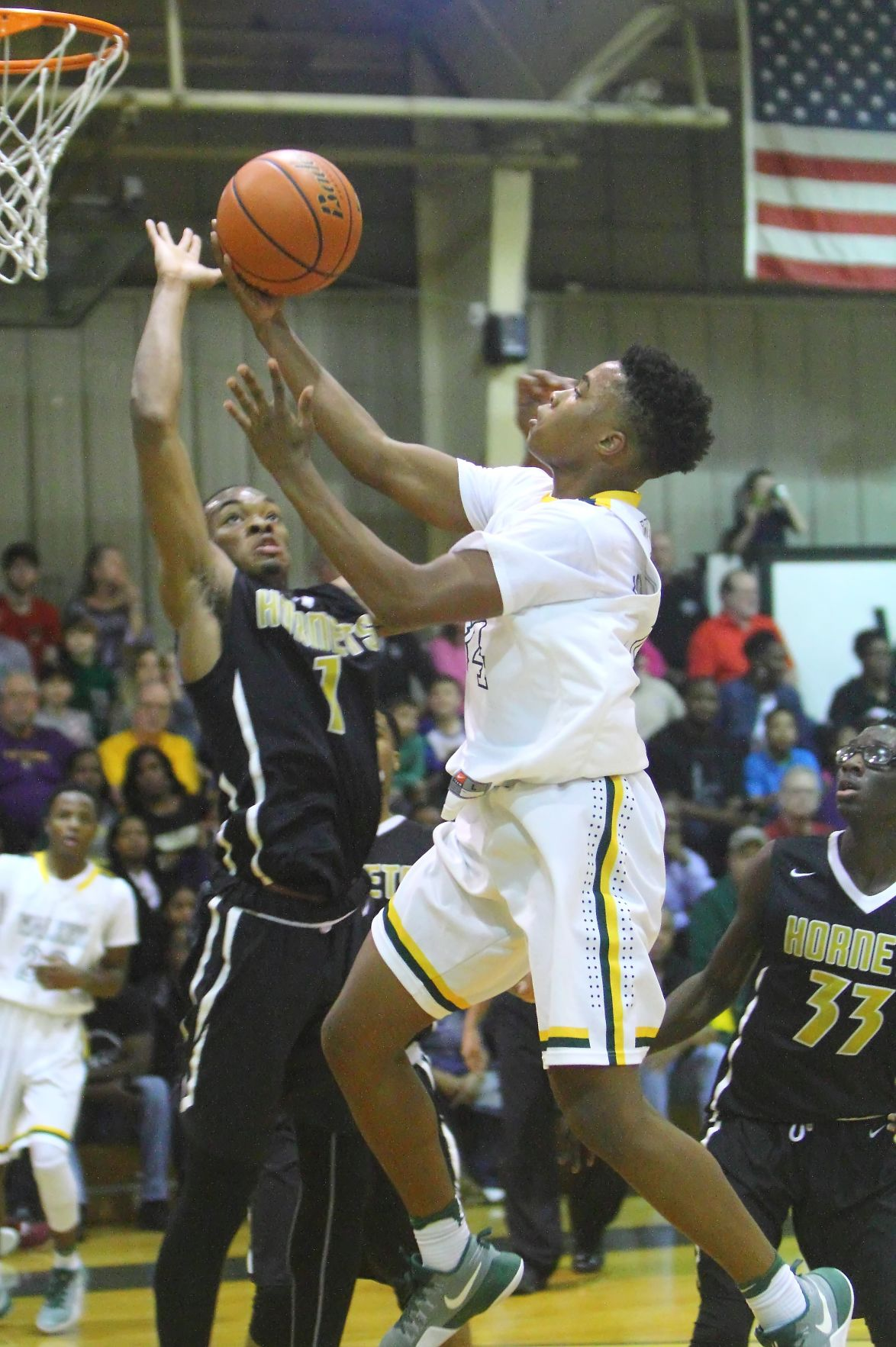 Walker-Scotlandville boys Jalen Cook 2