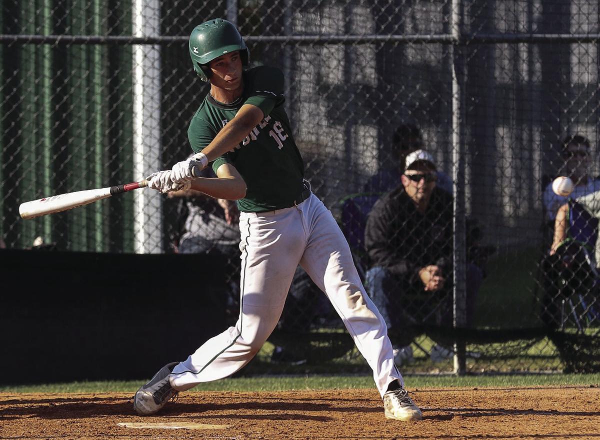 Maurepas baseball Hunter Duplessis