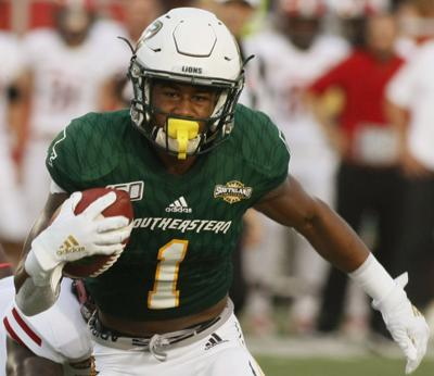 SLU-Jacksonville State Devonte Williams