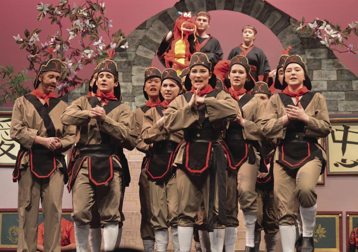 Christian Youth Theater presents 'Mulan Jr.'
