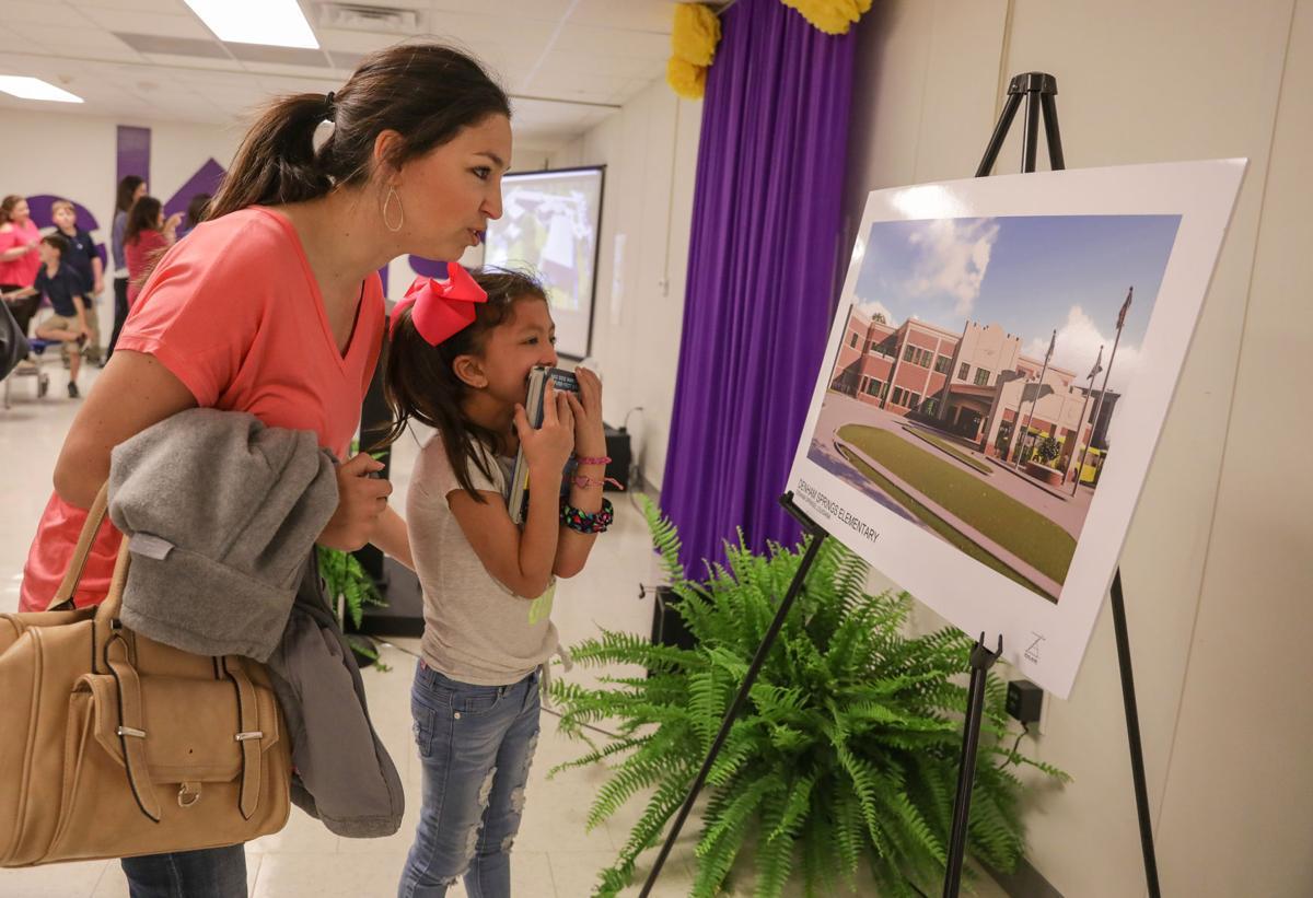New Denham Springs Elementary Plans