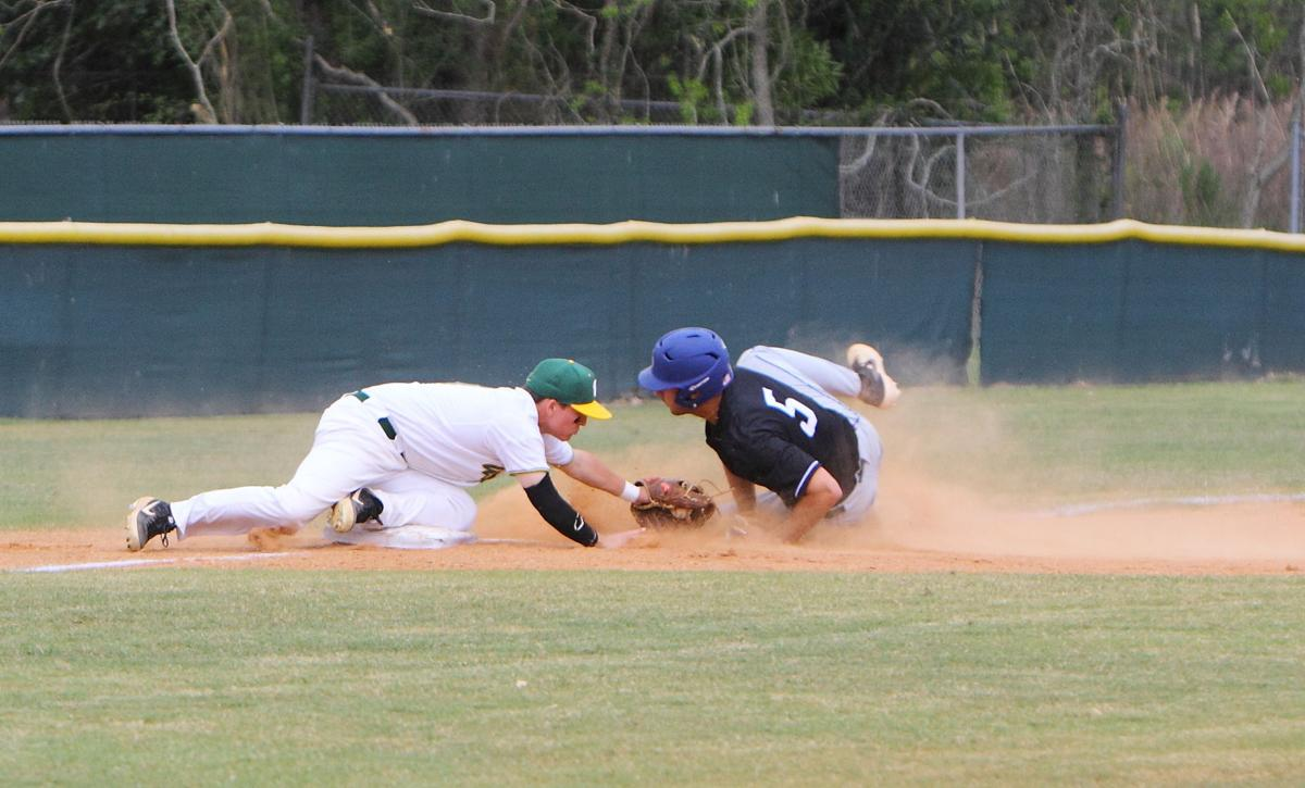 Live Oak baseball vs Walker: Rhett Rosevear, Camden Carver