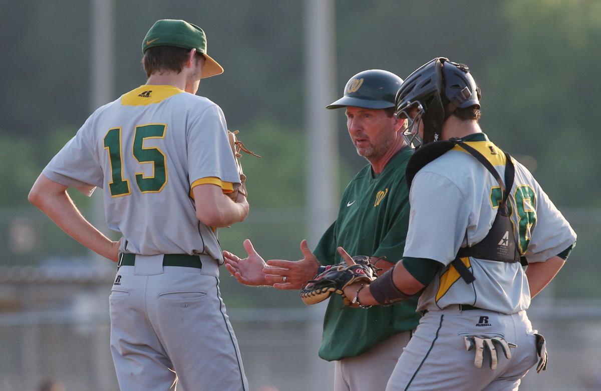 Walker baseball Randy Sandifer