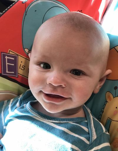 Birth Announcement: Elijah Michael Simmons