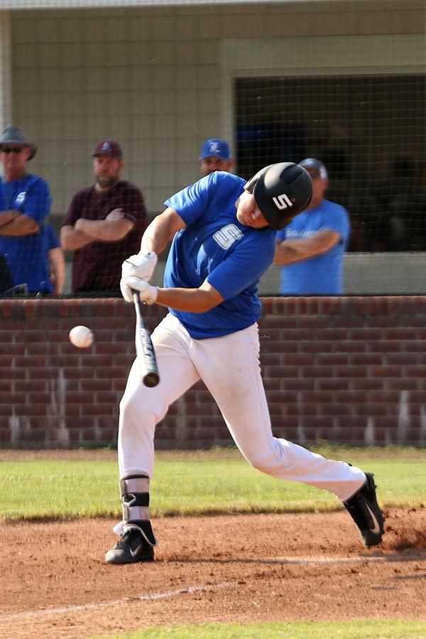 Albany-Springfield baseball Sladen Lyles