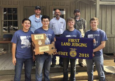 Springfield High's FFA claims state championship