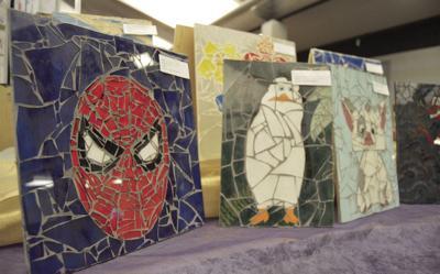 Denham Springs High Art Show