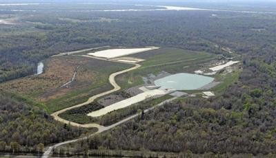 Comite River Diversion Canal