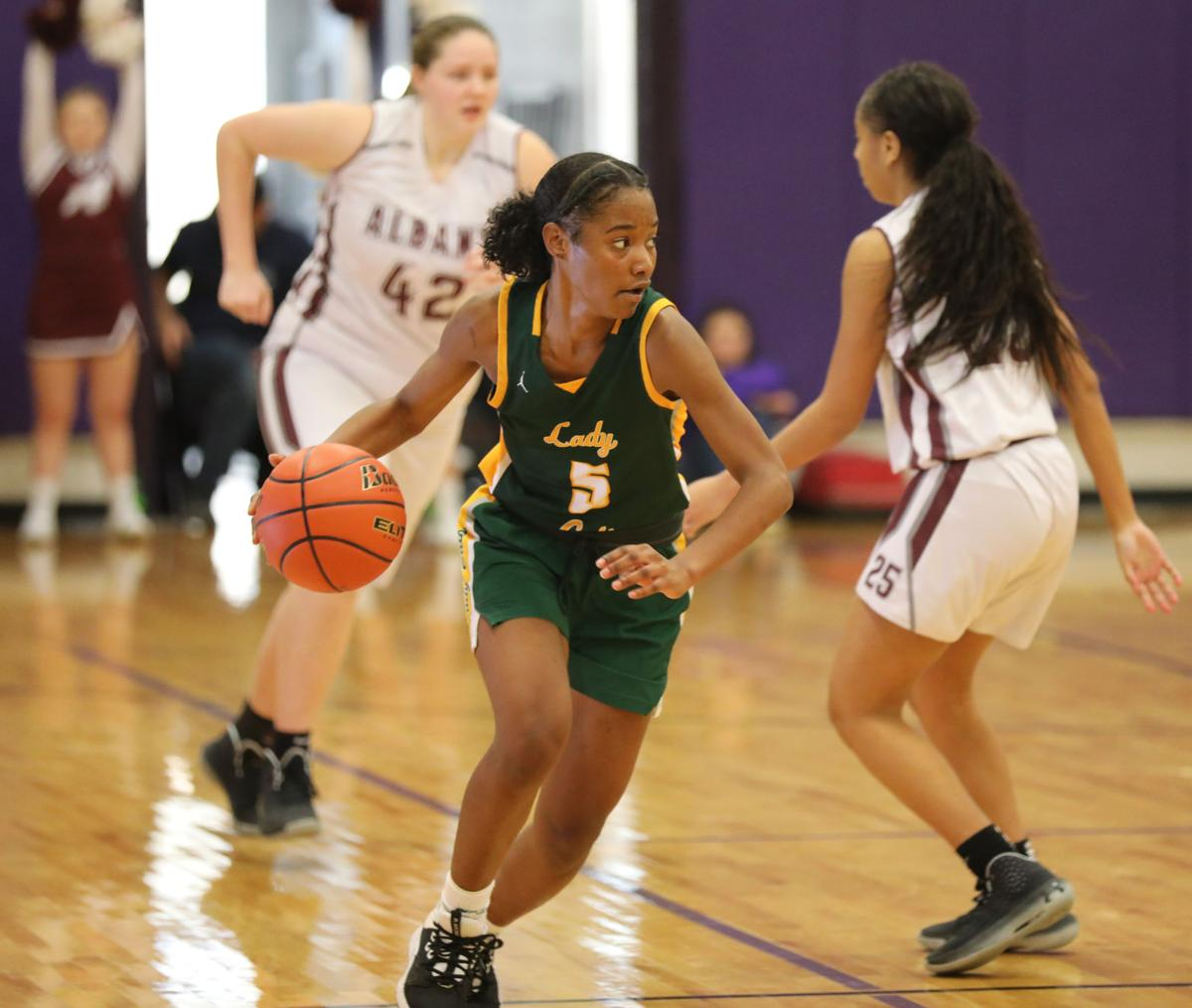 Walker vs. Albany girls basketball - Trinity Harold
