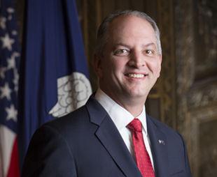Governor John Bel Edwards