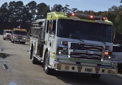 Livingston Parish Fire Protection District 4