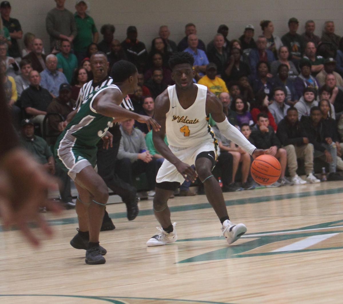 Walker boys basketball vs. Slidell: Brian Thomas