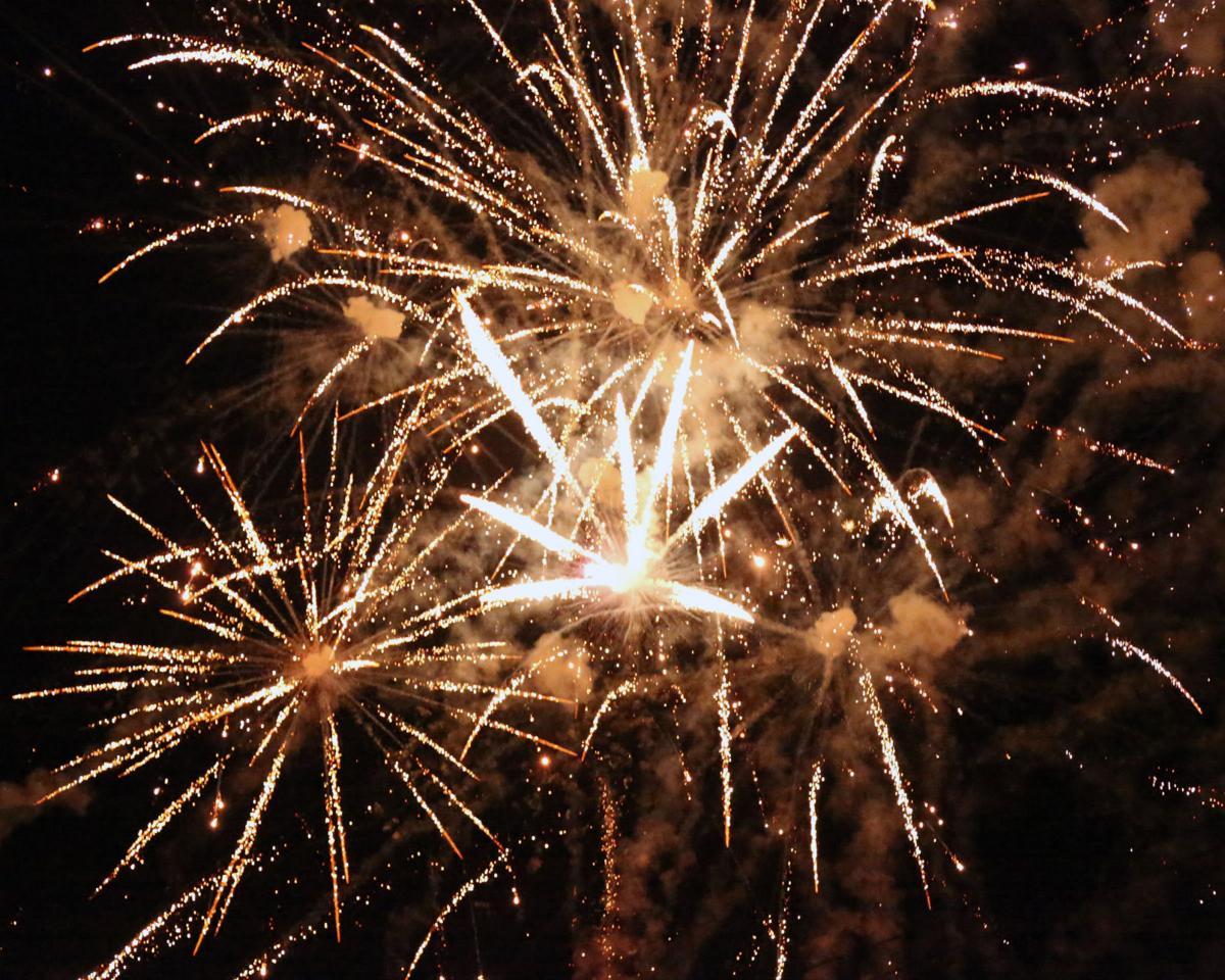 Springfield fireworks