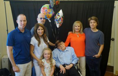 Senior Birthday: John Erwin Coxe Sr. turns 97