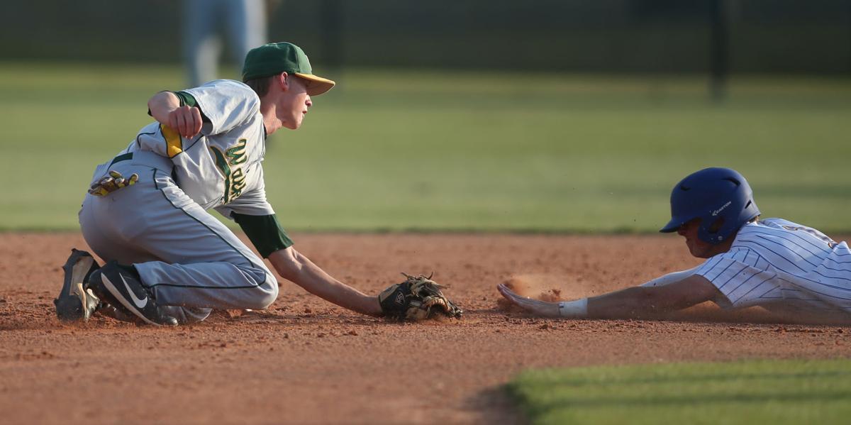 Live Oak vs. Walker Baseball