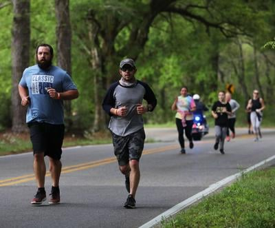 Le Chien Running Club's Crescent City Classic