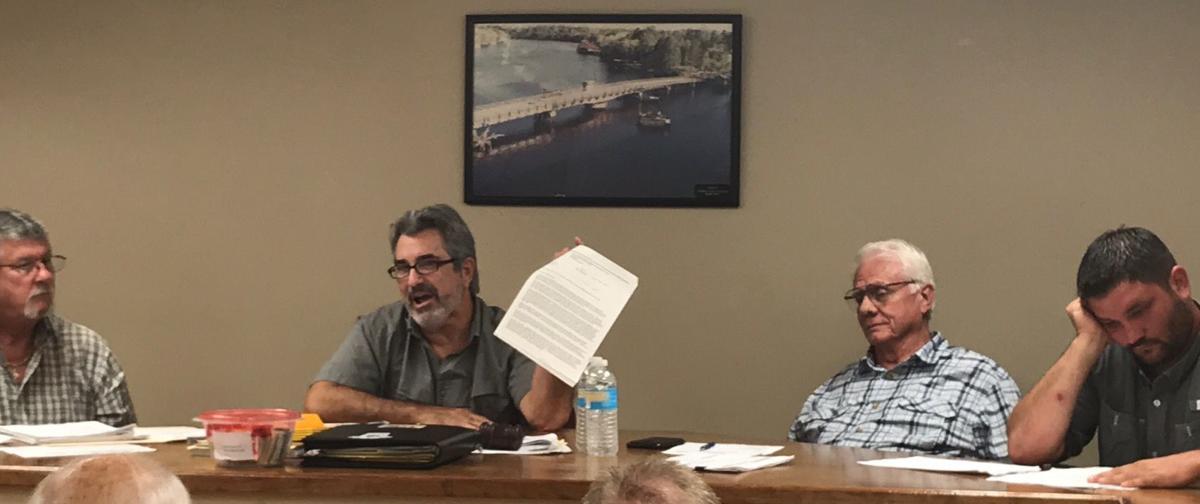 Killian Mayor and Board