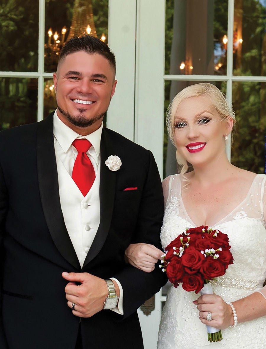 Wedding: Hamilton/Simmons