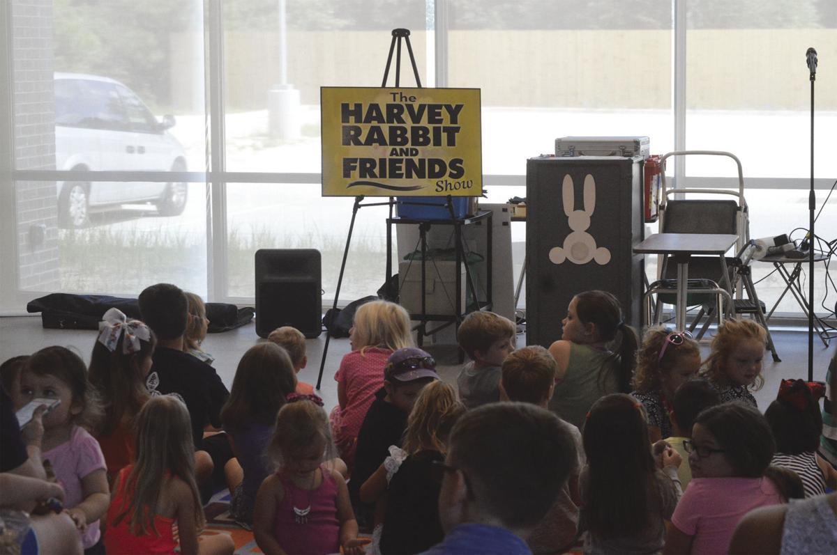 Harvey Rabbit and Friends