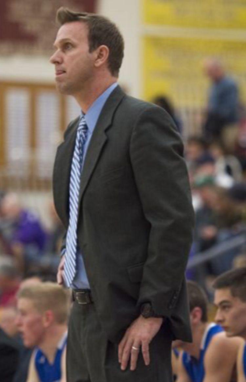 Billy Dreher coaching