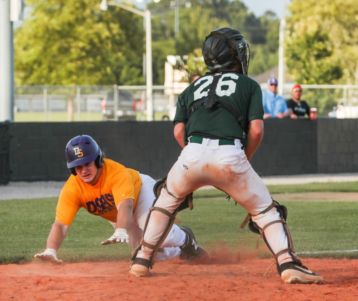 Walker at Denham Springs baseball Bill Clement, Spencer Murray