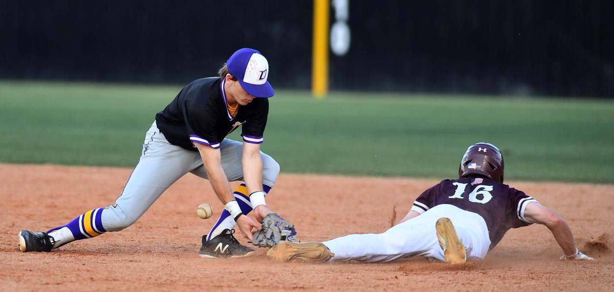 Doyle baseball vs. Central: Braden Keen
