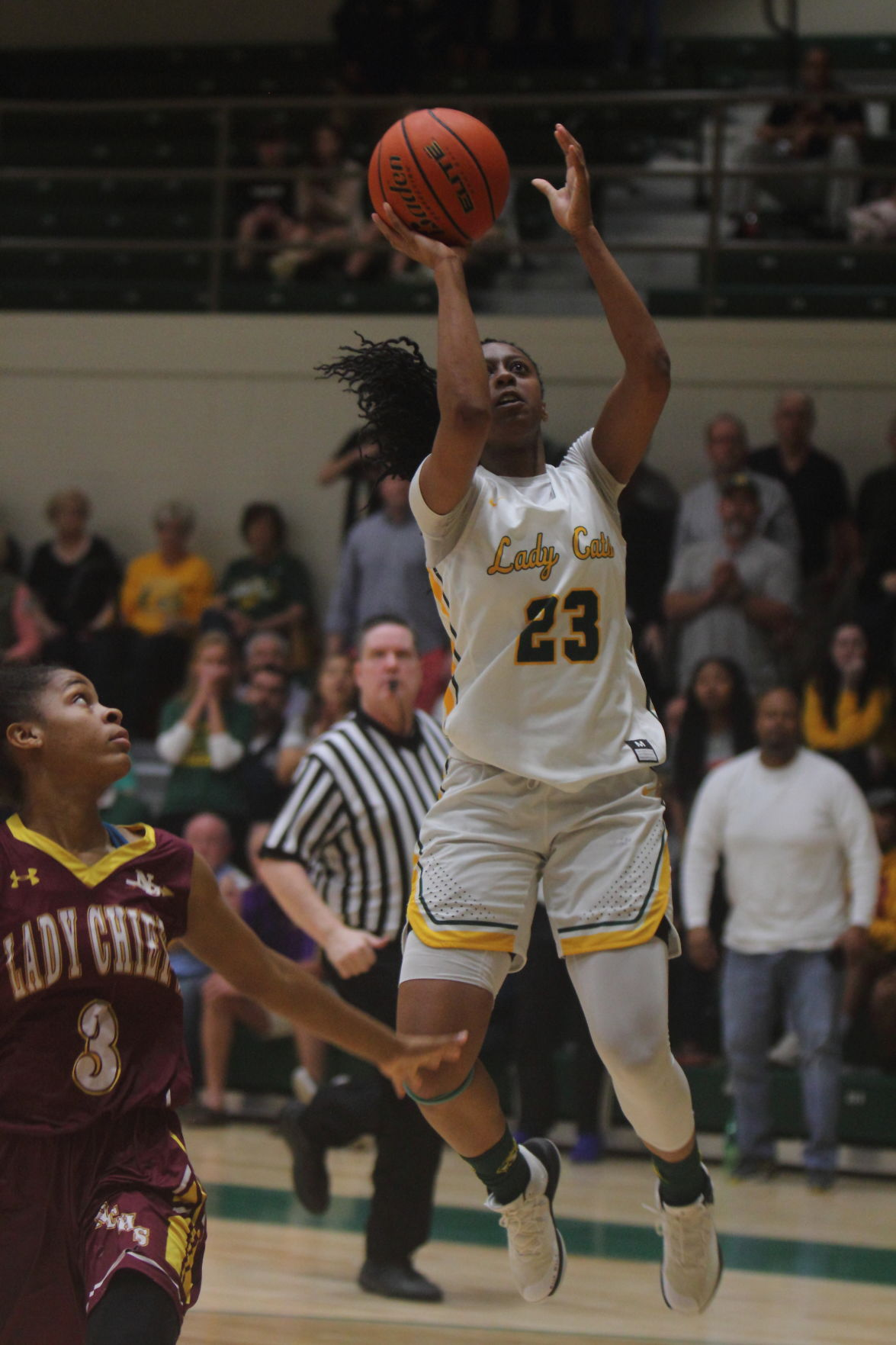 Walker girls basketball vs. Natchitoches Central: Tiara Young