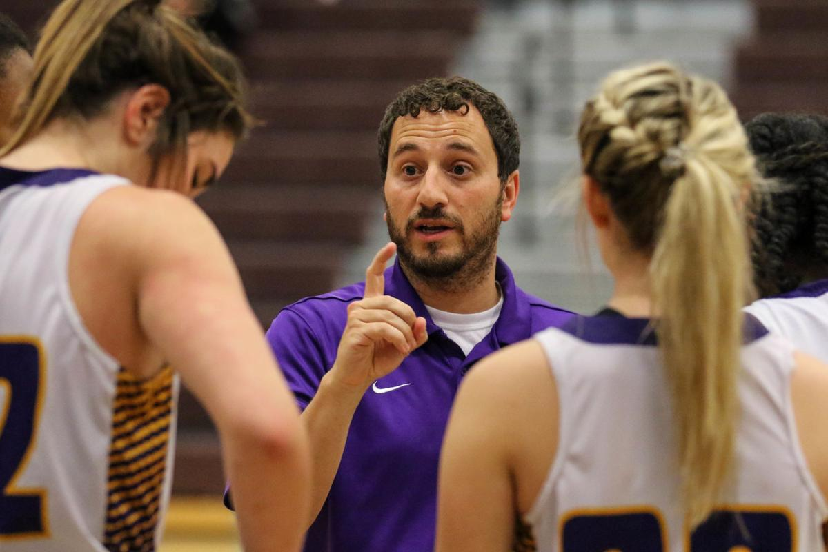 Denham Springs coach Blake Zito