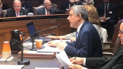 Dardenne Discusses Budget