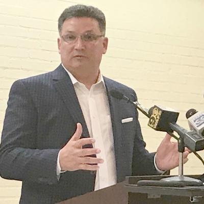 Schroder addresses Press Club