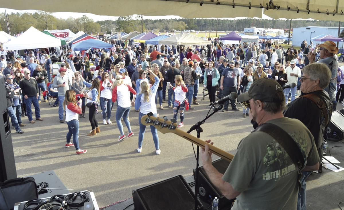 Watson's Ninth Annual Bird and Sausage Gumbo Cook-off