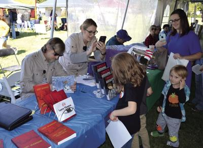 Livingston Parish Book Festival
