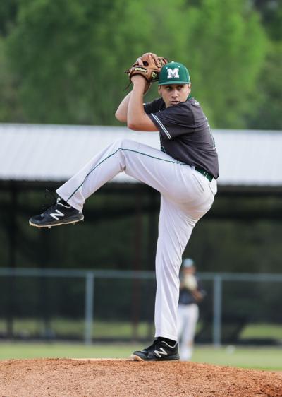 Maurepas at Holden baseball Chase Guitreau