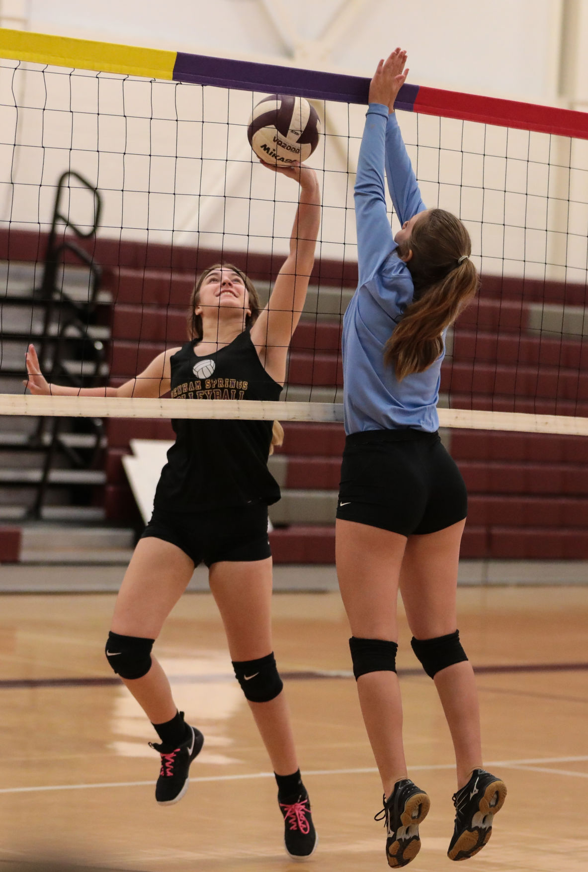 Summer Volleyball Cali Saxon