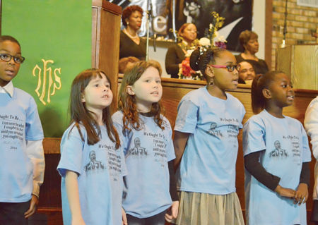 Martin Luther King Day program