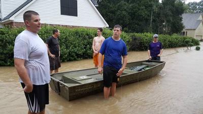 Joe Chustz - Great Flood of 2016