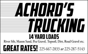 Achord's Trucking