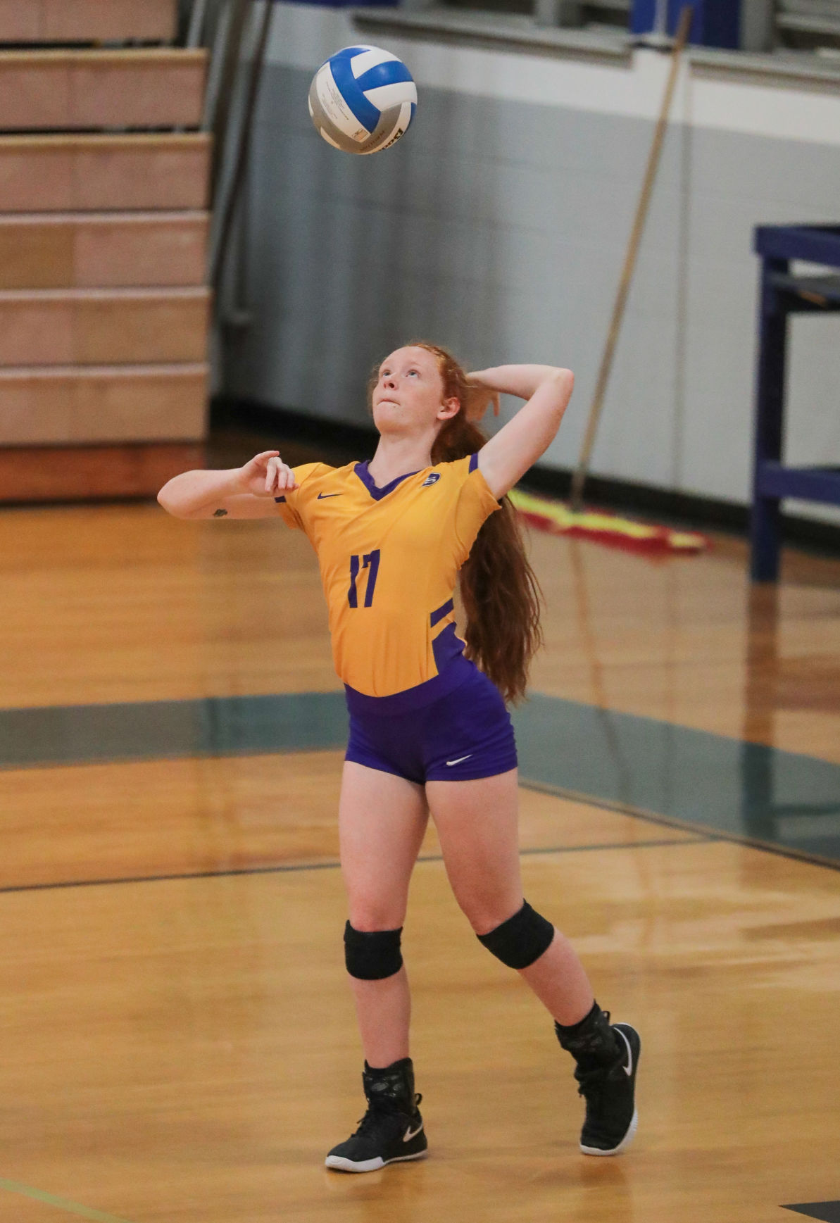 DSHS at Springfield VB Shelby Prest