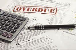 overdue tax