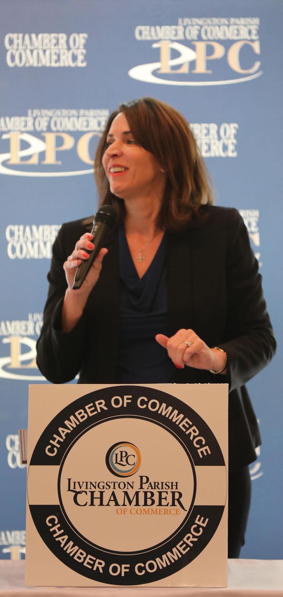 Chamber of Commerce education luncheon
