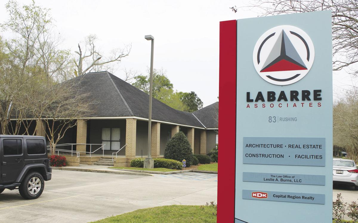 Labarre front office