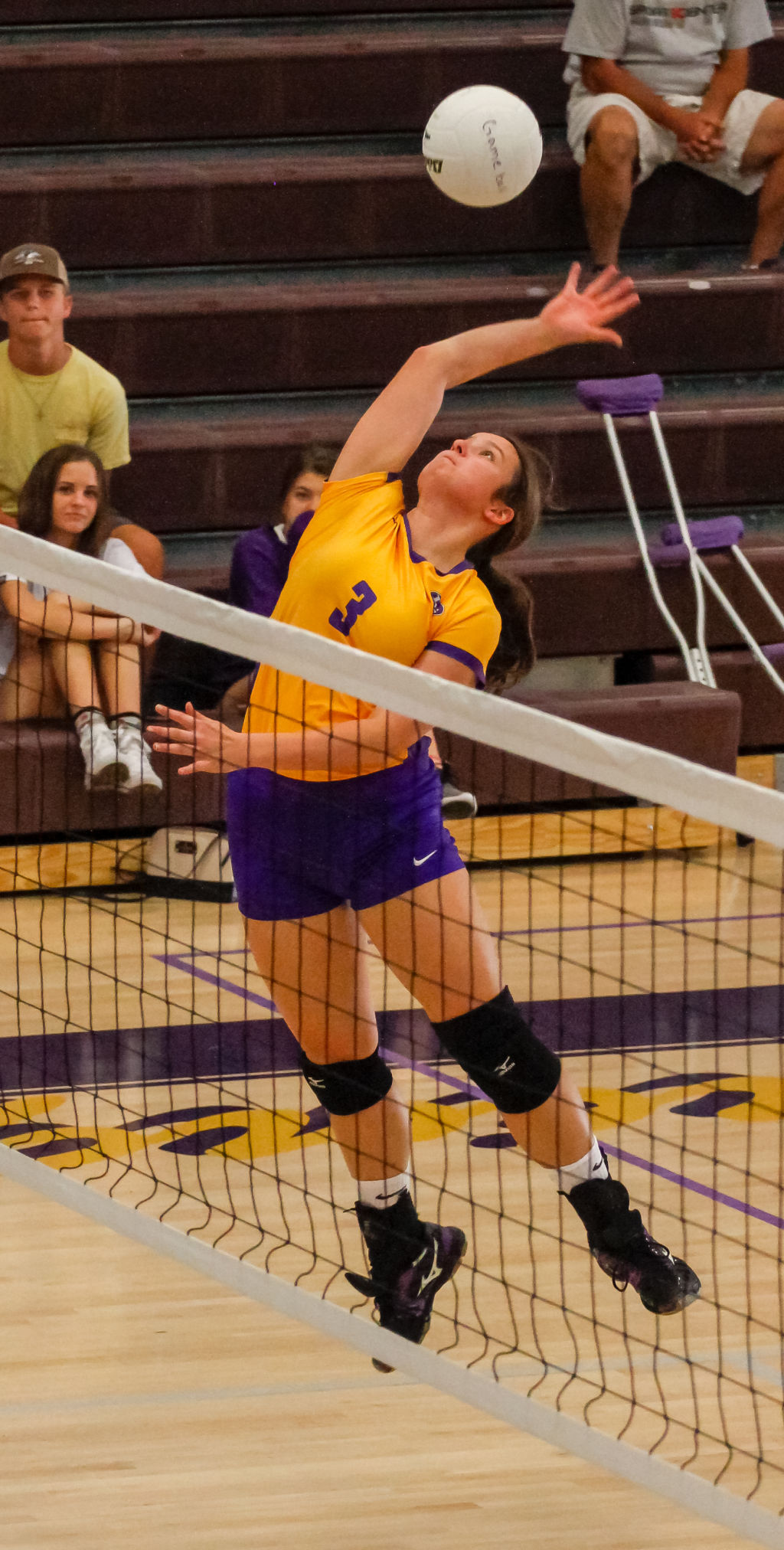 Denham Springs Volleyball Emma Achee