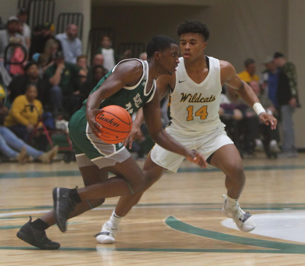 Walker boys basketball vs. Slidell: Jalen Cook