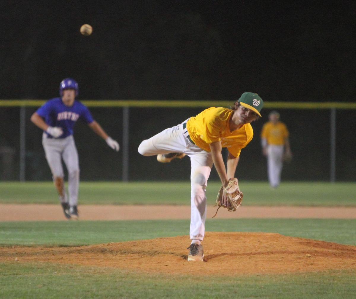 Parkview at Walker Baseball Brennen Major
