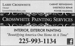 Crosswhite Painting Services