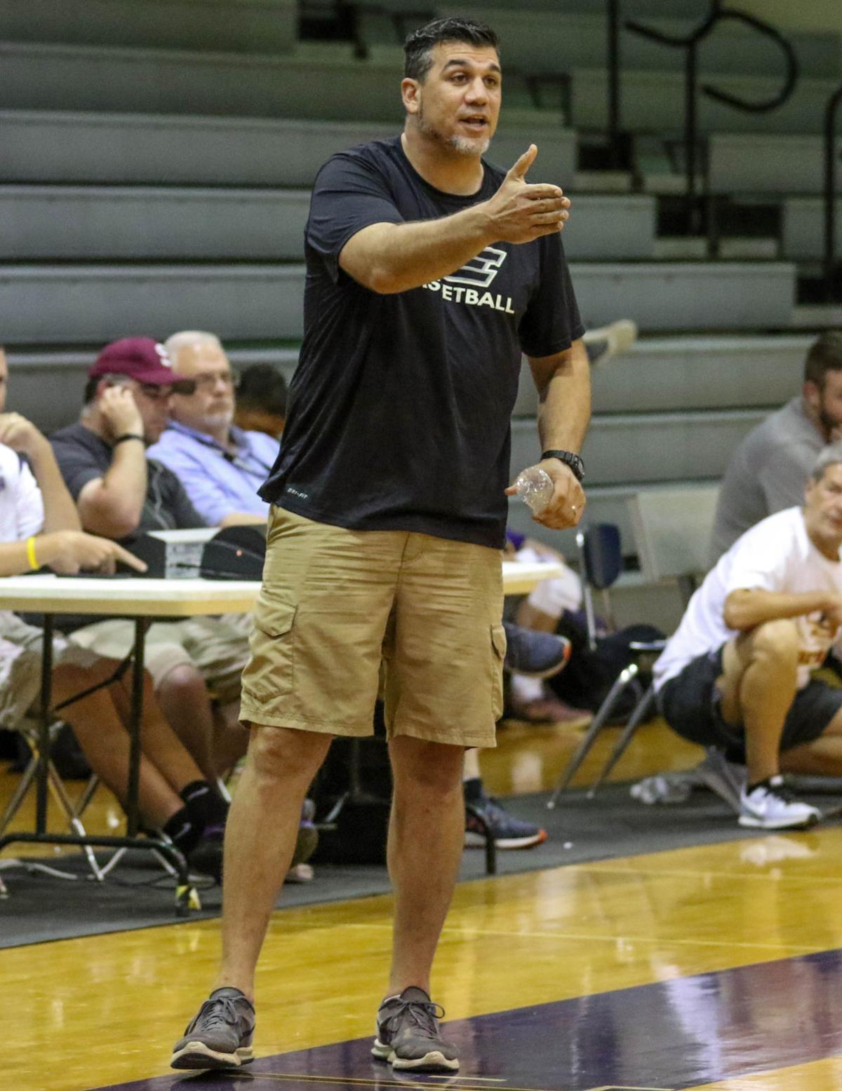 DSHS-Walker basketball Anthony Schiro